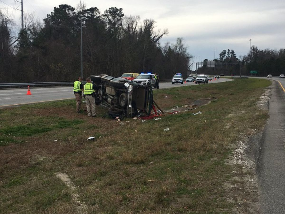 Savannah Police investigating single-vehicle crash on Truman Parkway