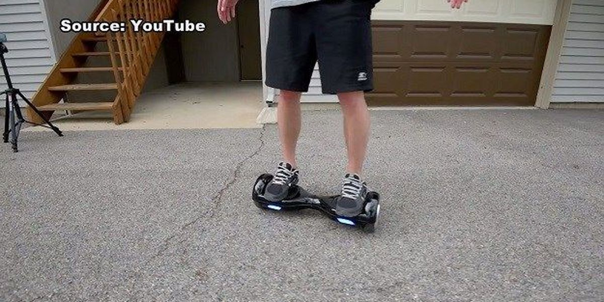 Local colleges considering hoverboard bans on campus