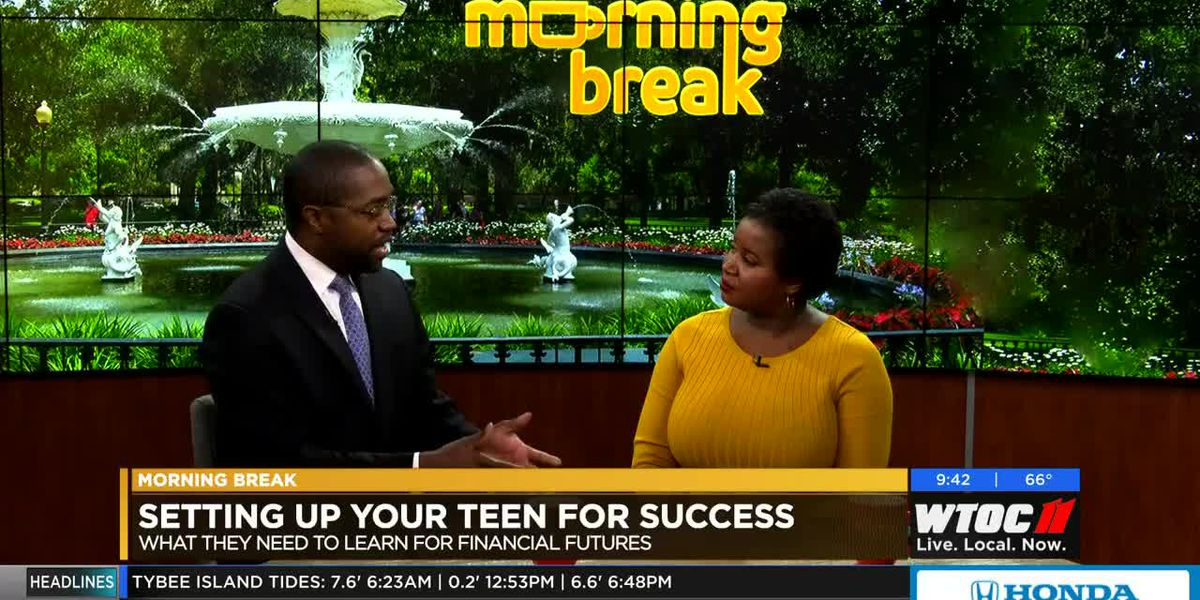 Setting up your teen for financial success