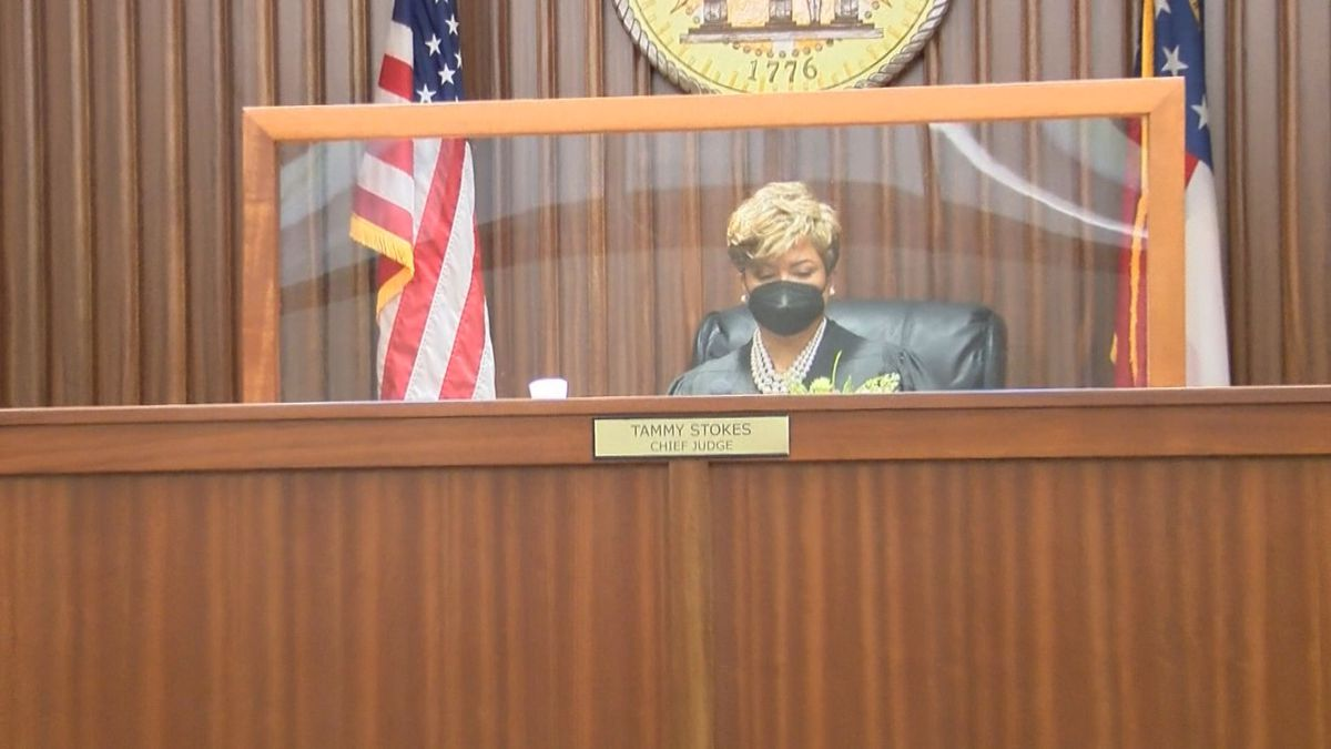 Chatham County's first Black woman Chief Judge looks back on the changes she has seen