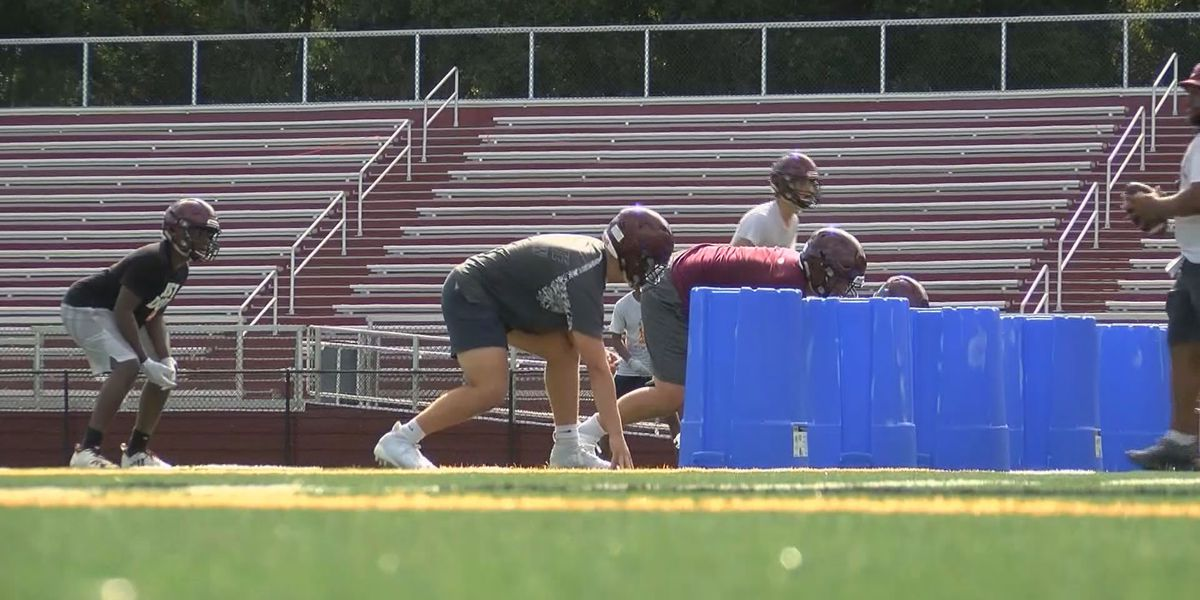 WTOC Game of the Week: Cadets host tough test to open 2020 season