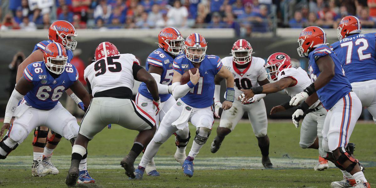 No tailgating at Georgia-Florida game in Jacksonville