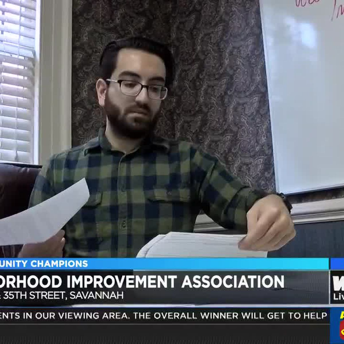 Community Champion: Neighborhood Improvement Association