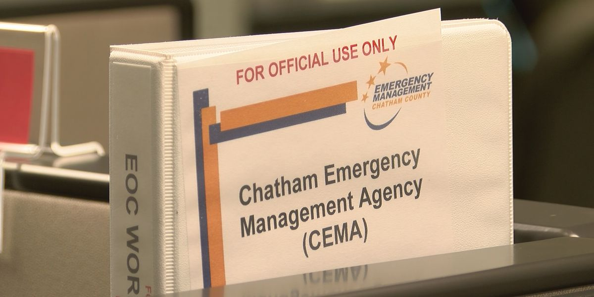 Chatham County's hurricane evacuation plans change in pandemic