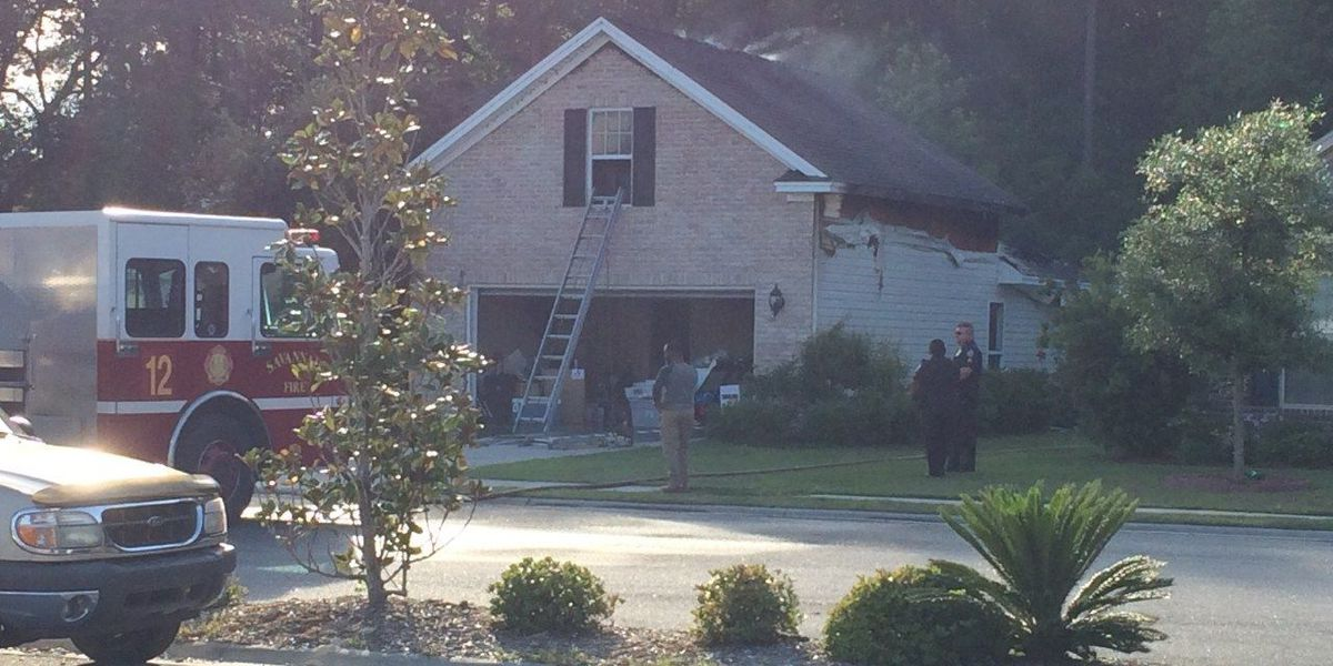 Crews put out house fire on Shady Grove Lane