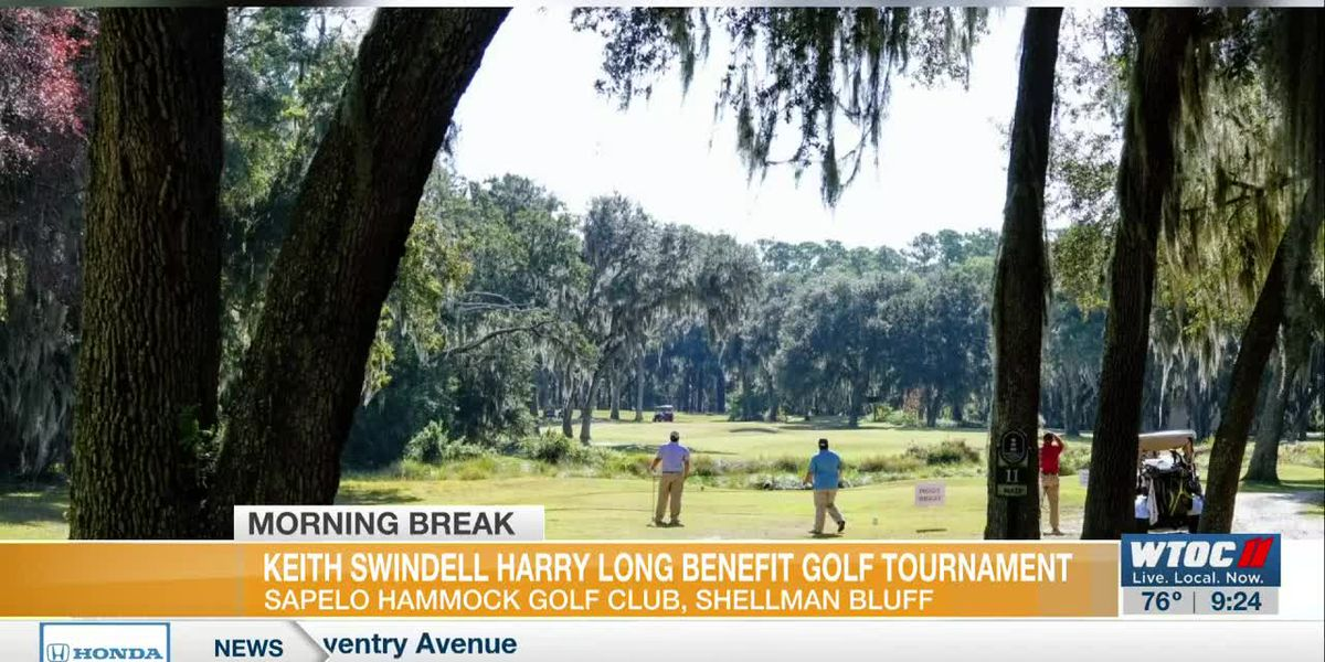 Golf For a Good Cause in Shellman Bluff
