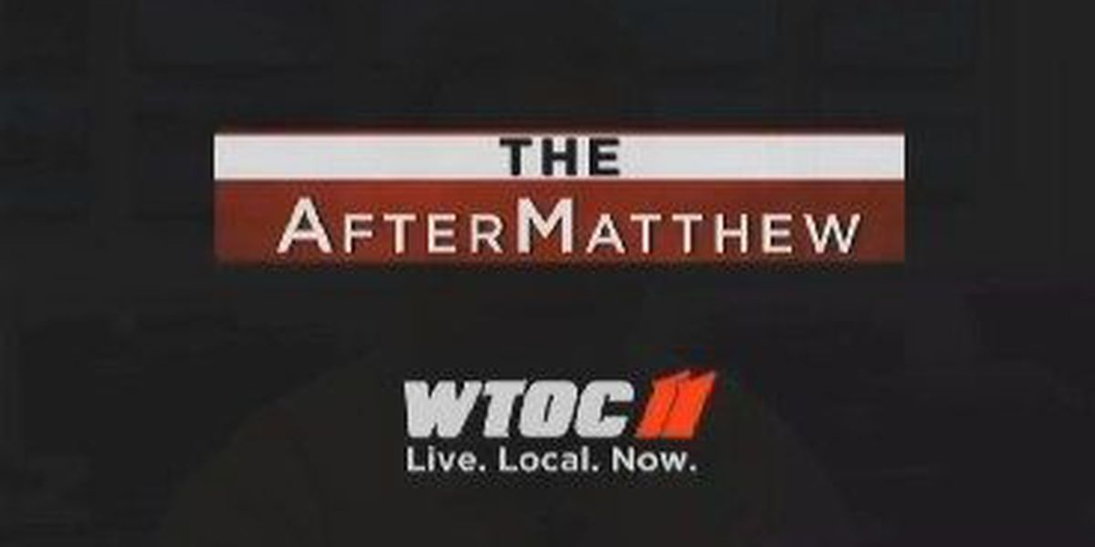 WTOC Hurricane Special: The AfterMatthew