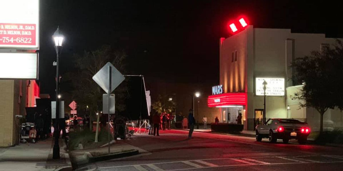 Hollywood comes to downtown Springfield