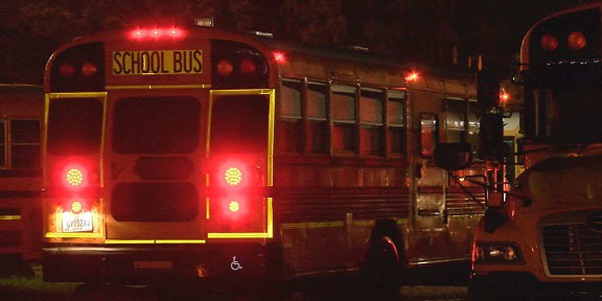 SCCPSS suffering bus driver shortage