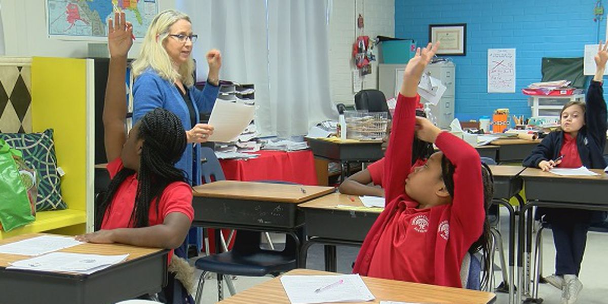 Top Teacher: Nancy Singleton, Savannah Classical Academy