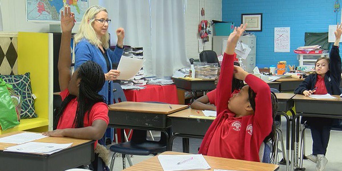 Top Teacher: Nancy Singleton, Savannah Classical Academy