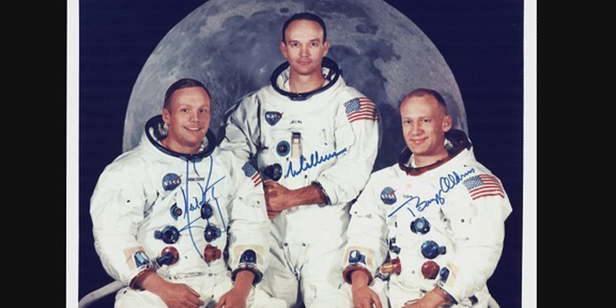 50th anniversary of Apollo 11: Man lands on the moon