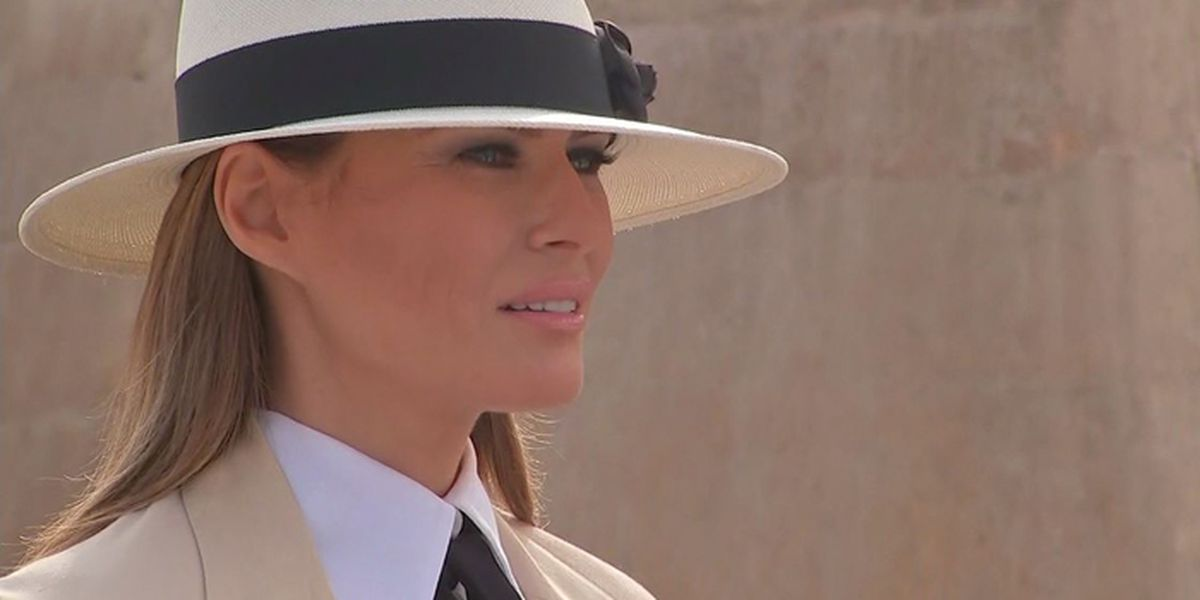 Melania Trump says she's 'most bullied person in the world'
