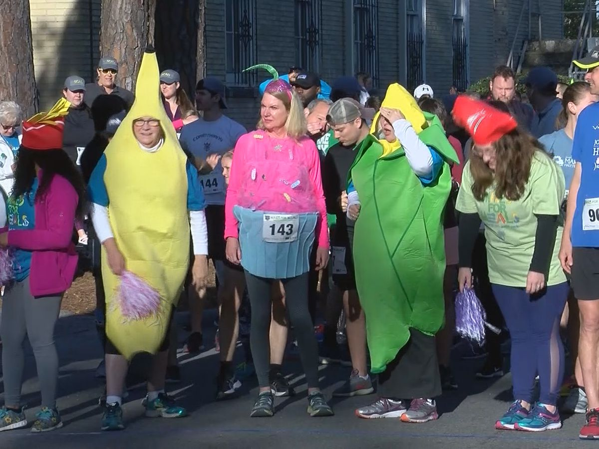 Miles for Meals 5k raises money for senior citizen meals