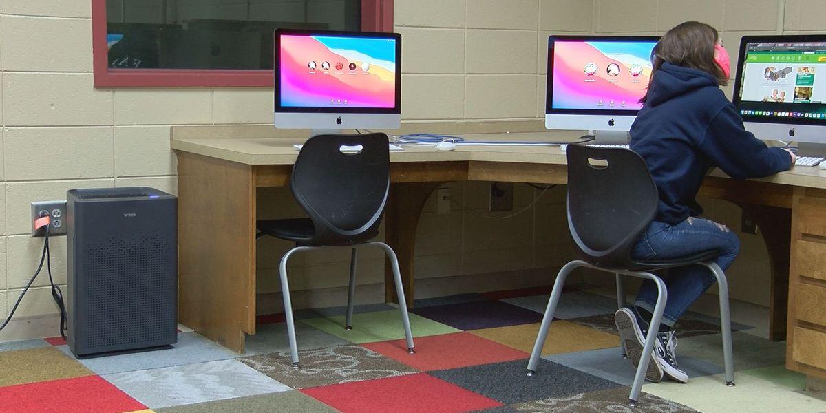 Air purifiers being installed in Wayne County schools