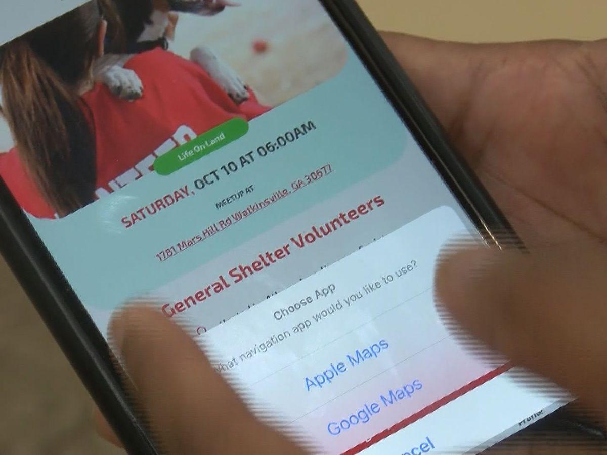 App helping find volunteers during pandemic