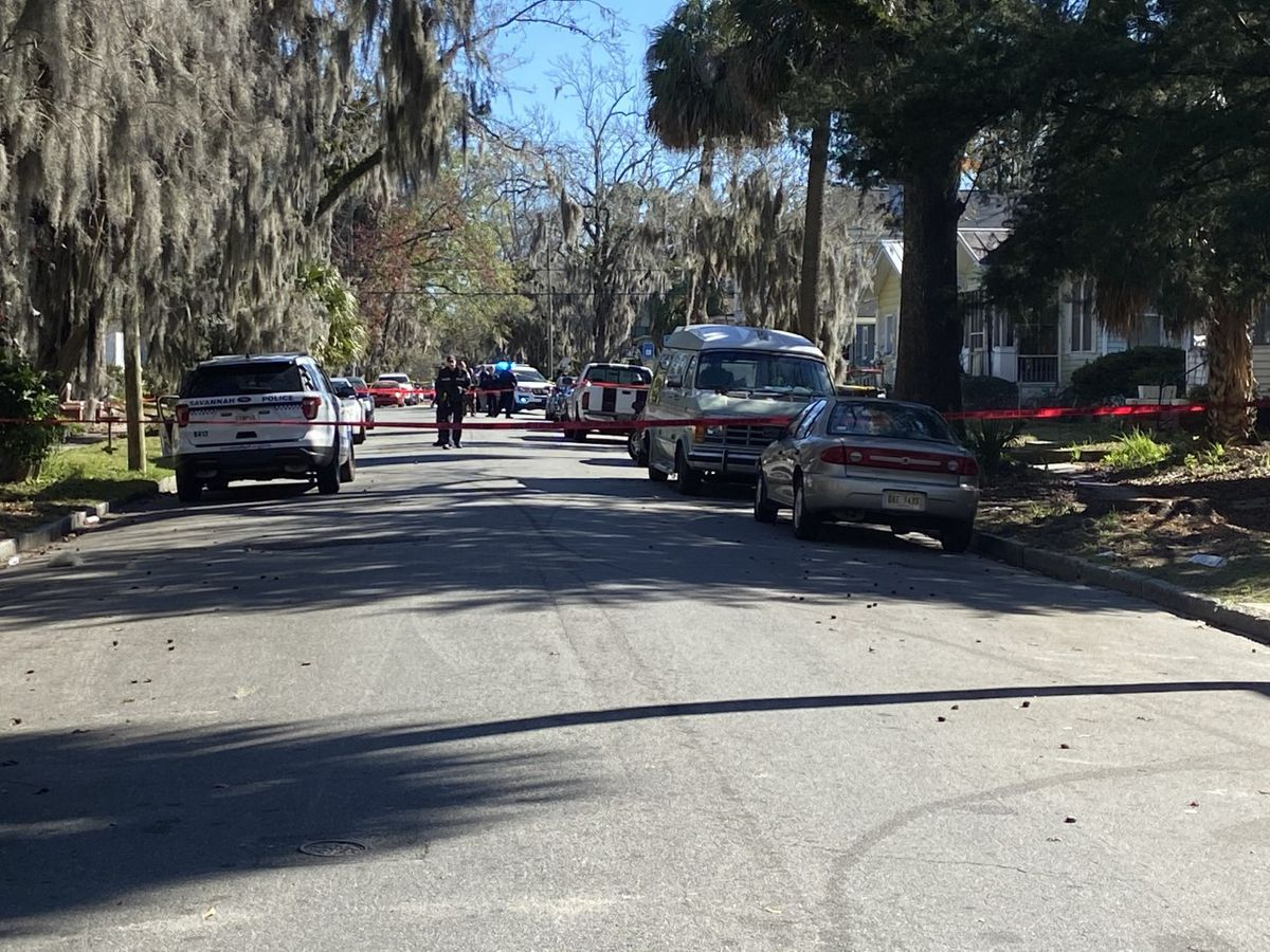 Savannah Police arrest 13-year-old suspect in Eastside shooting