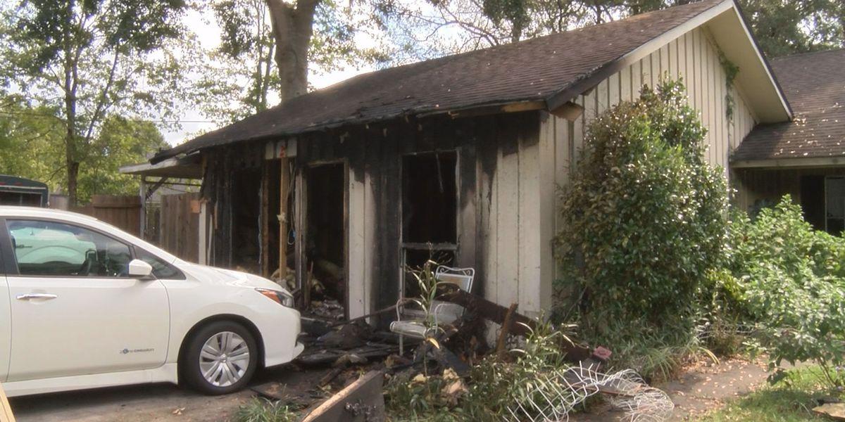 Hometown Hero: Man awakens family, saves them from fire