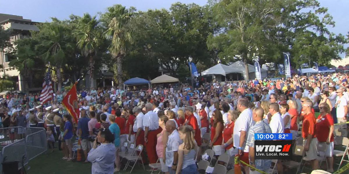 WTOC 65th Anniversary: Connection with the Beaufort Water Festival