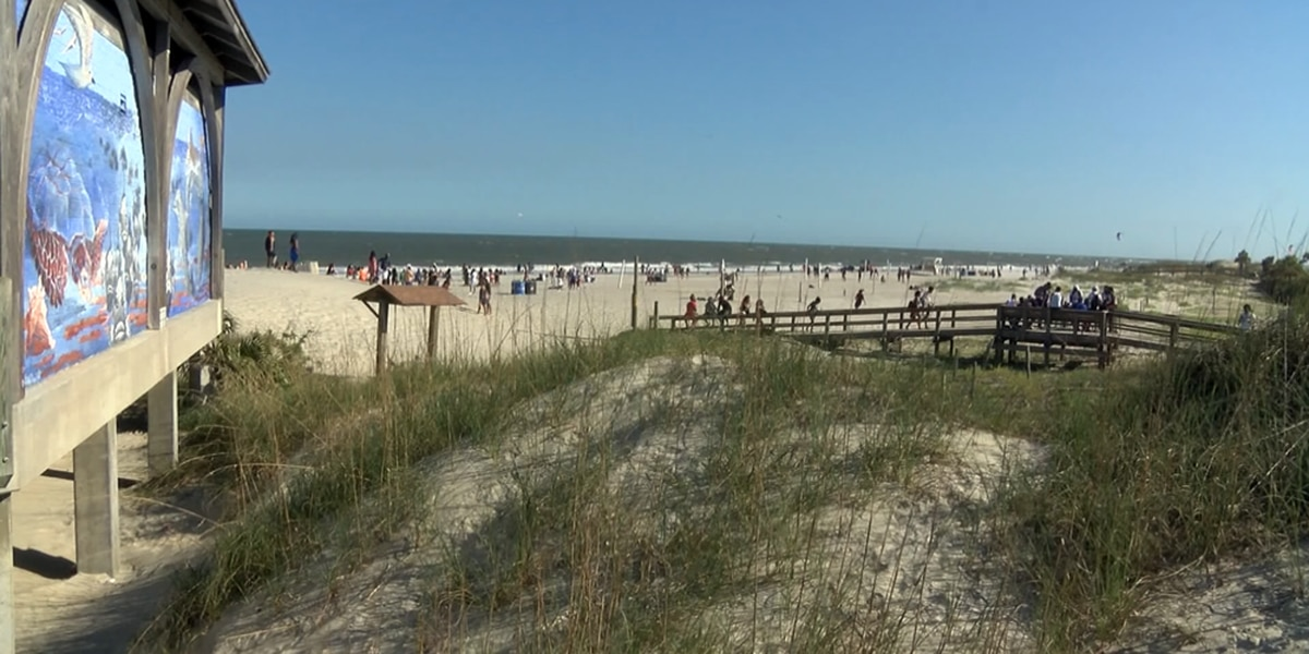 Temporary alcohol ban goes into effect Friday on Tybee Island