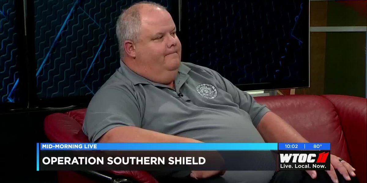 Operation Southern Shield will be cracking down on speeding the week of July 16-22