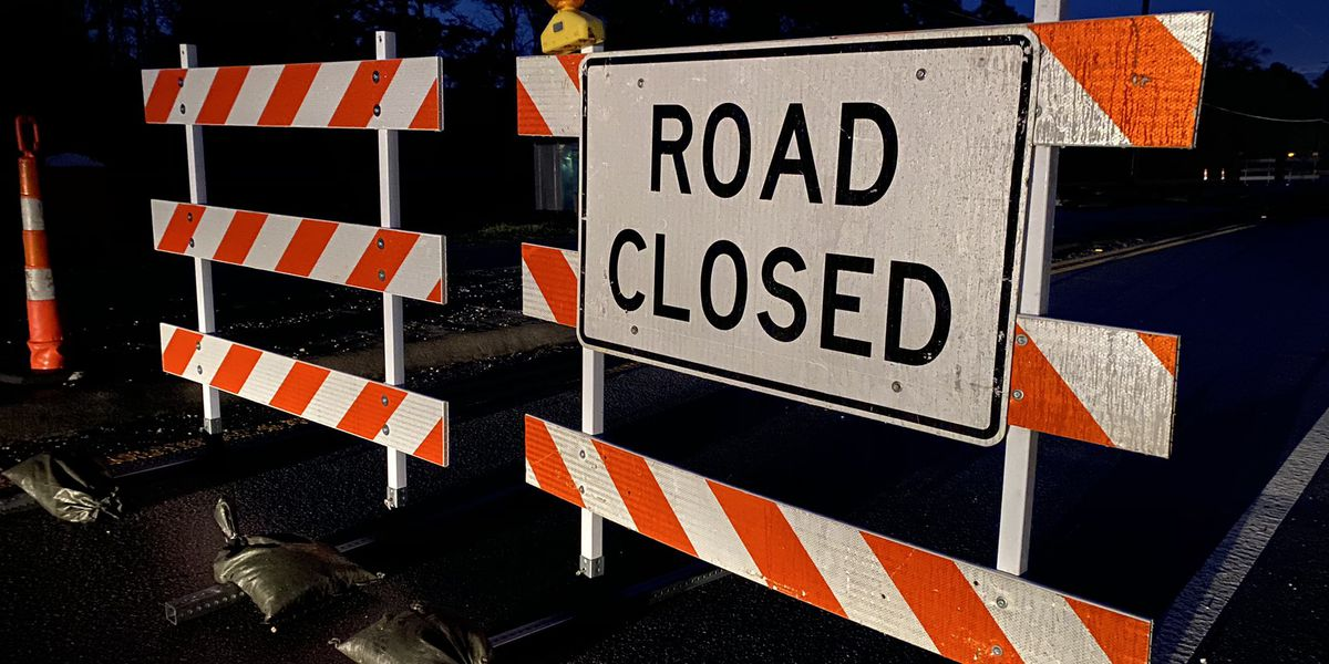 Railroad work to cause delays on Gulfstream, Dean Forest roads