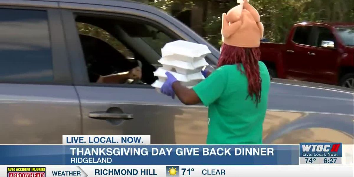 1,000 meals prepared for Jasper County give back event