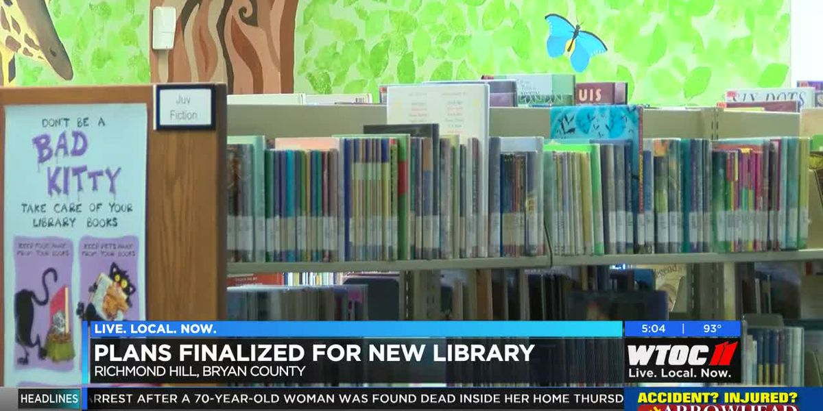 New library coming to Richmond Hill