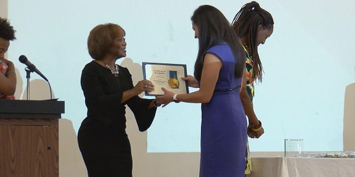 Youth around Coastal Empire honored as peer mediators