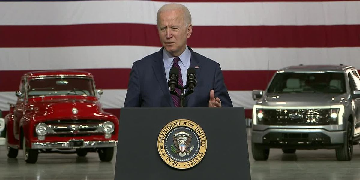 Biden: Turning point in American history