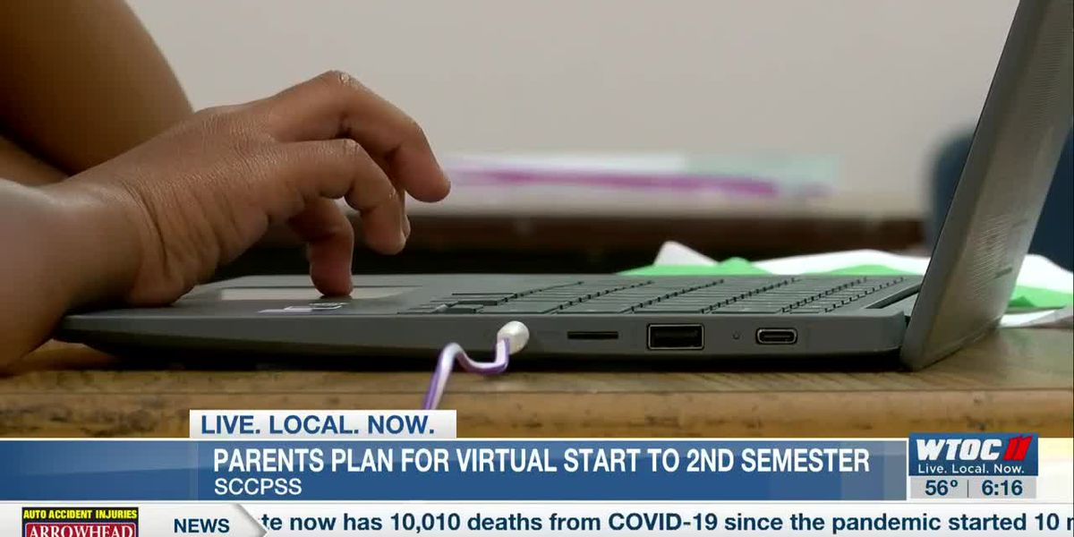 Varying opinions among parents after SCCPSS decides to return to virtual learning
