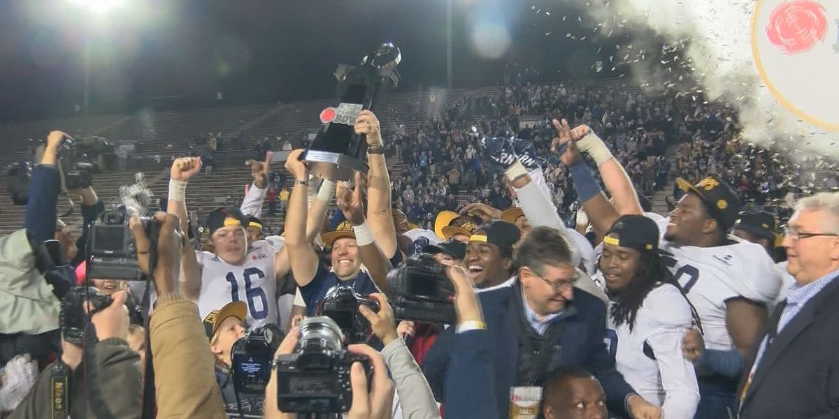 Georgia Southern Eagles win Camellia Bowl in dramatic fashion
