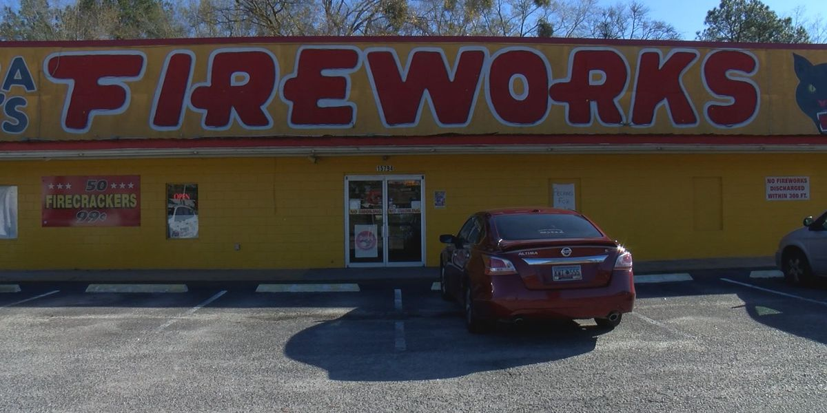 Lowcountry stores see little impact from change in Ga. fireworks law