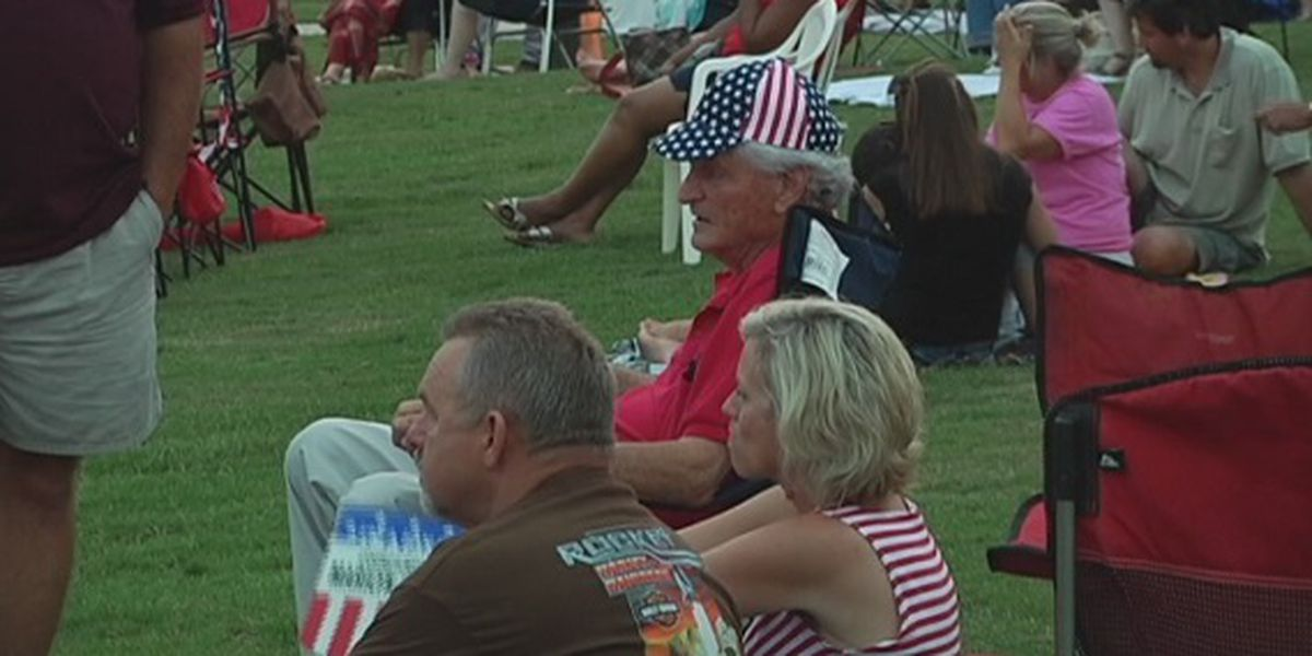 Richmond Hill PD prepared for this weekend's Fourth of July celebration