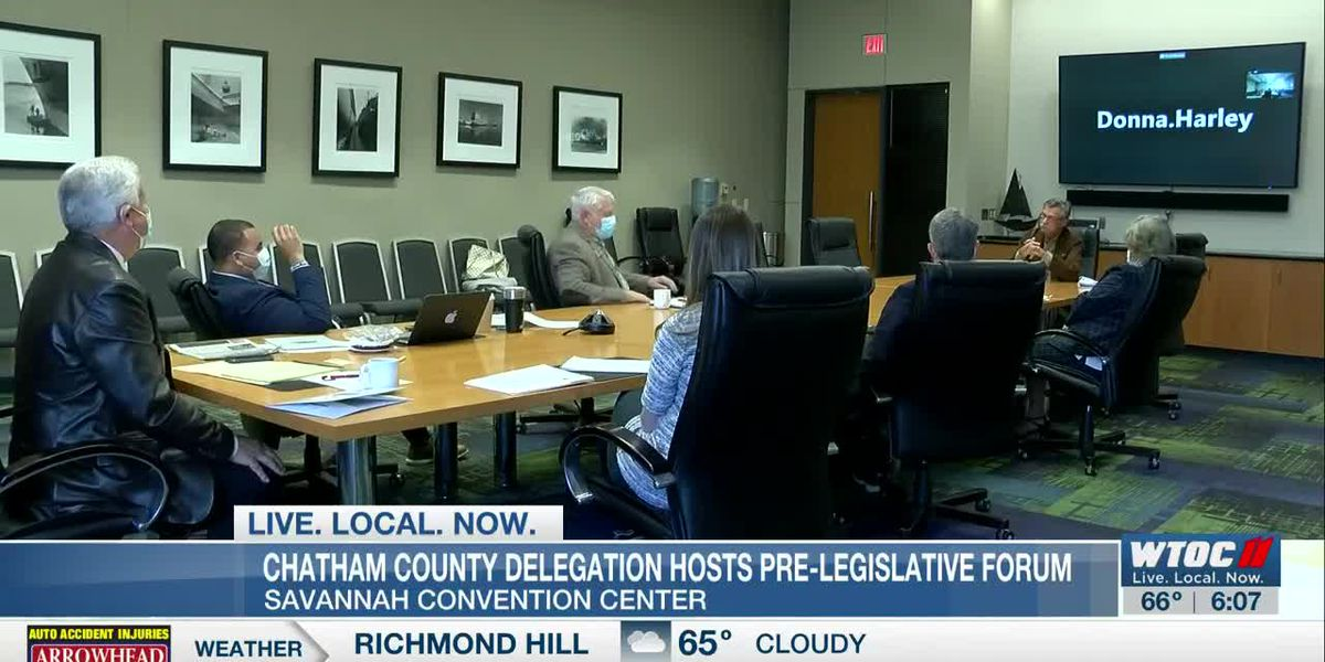 Residents, local leaders discuss issues they want addressed with Chatham County Delegation