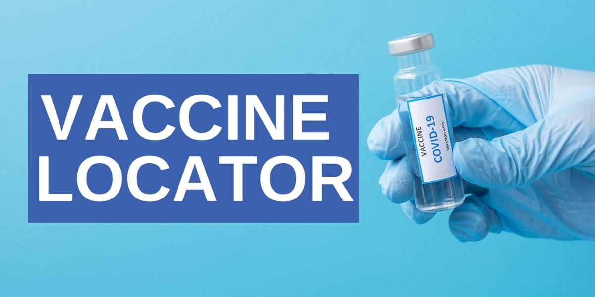 LINK: Finding vaccine locations in Georgia, South Carolina