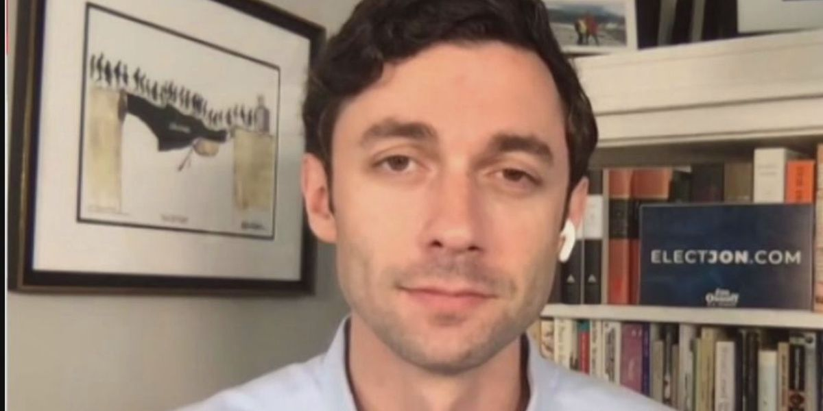 Ga. Senate candidate John Ossoff shares what's at stake for the U.S. Senate seat