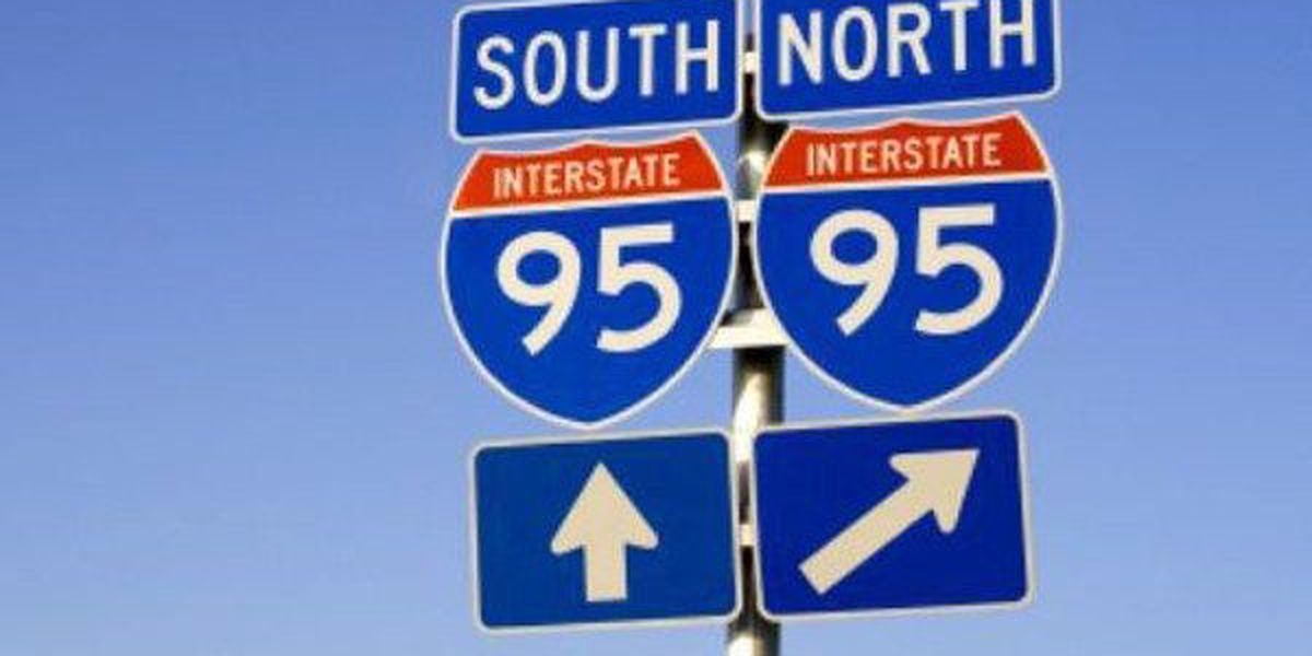 Contractor that caused backup on 1-95 Wednesday morning could face penalties