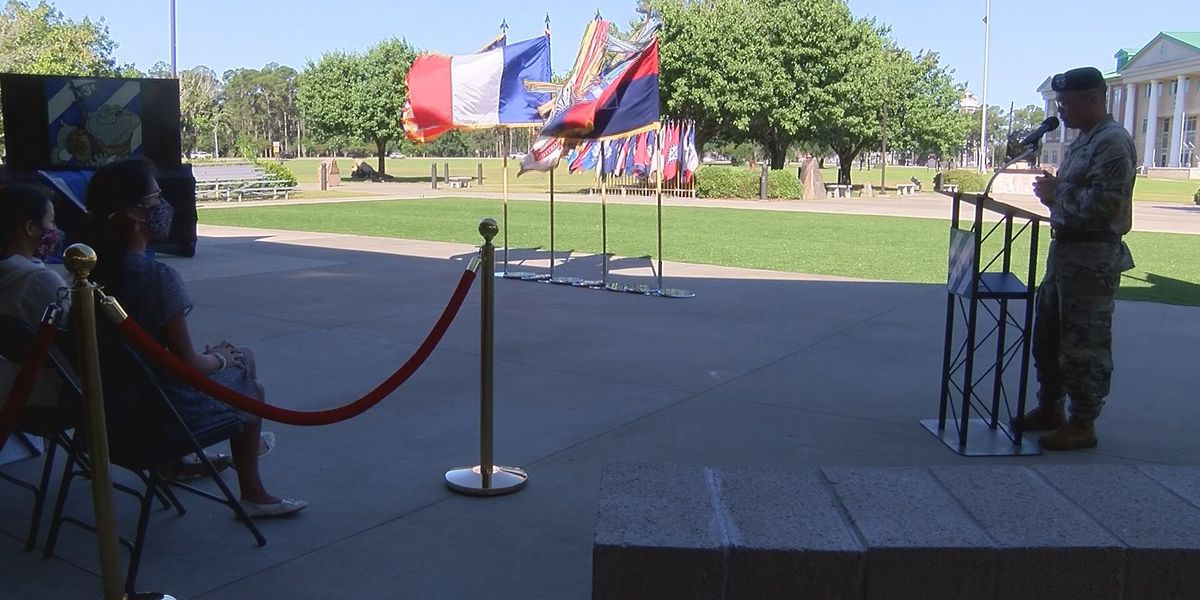 French officer promoted at special ceremony at Fort Stewart