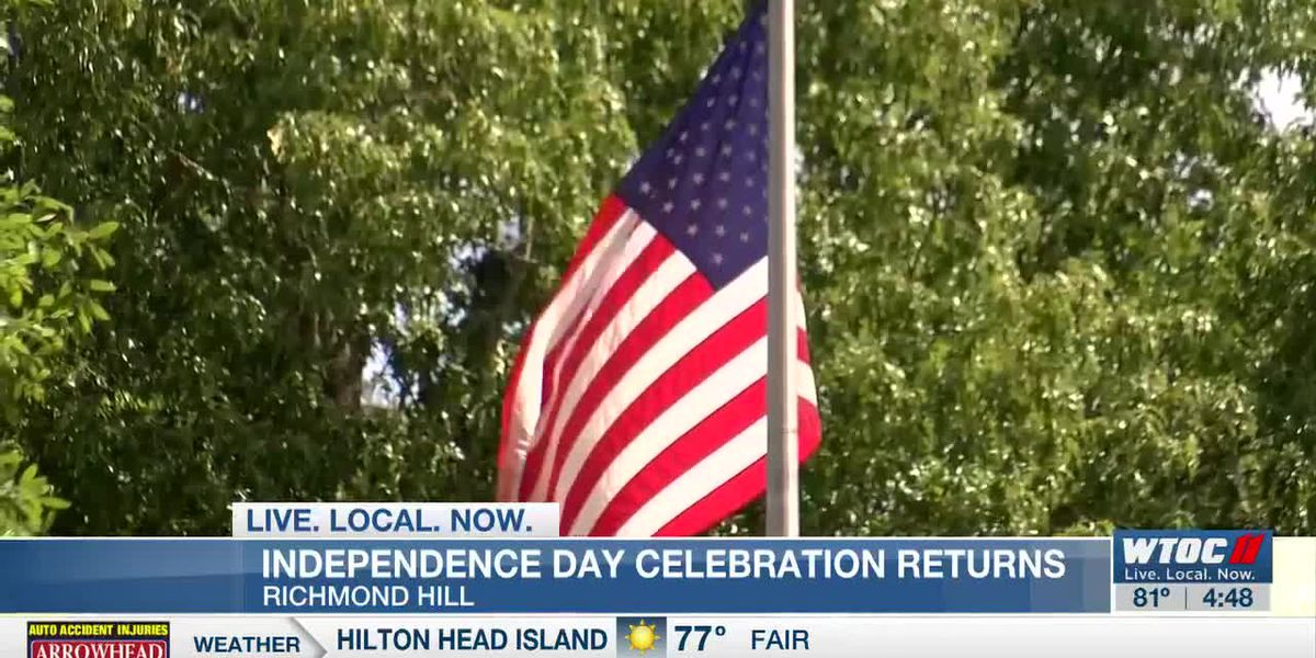 City of Richmond Hill planning to hold Fourth of July celebration