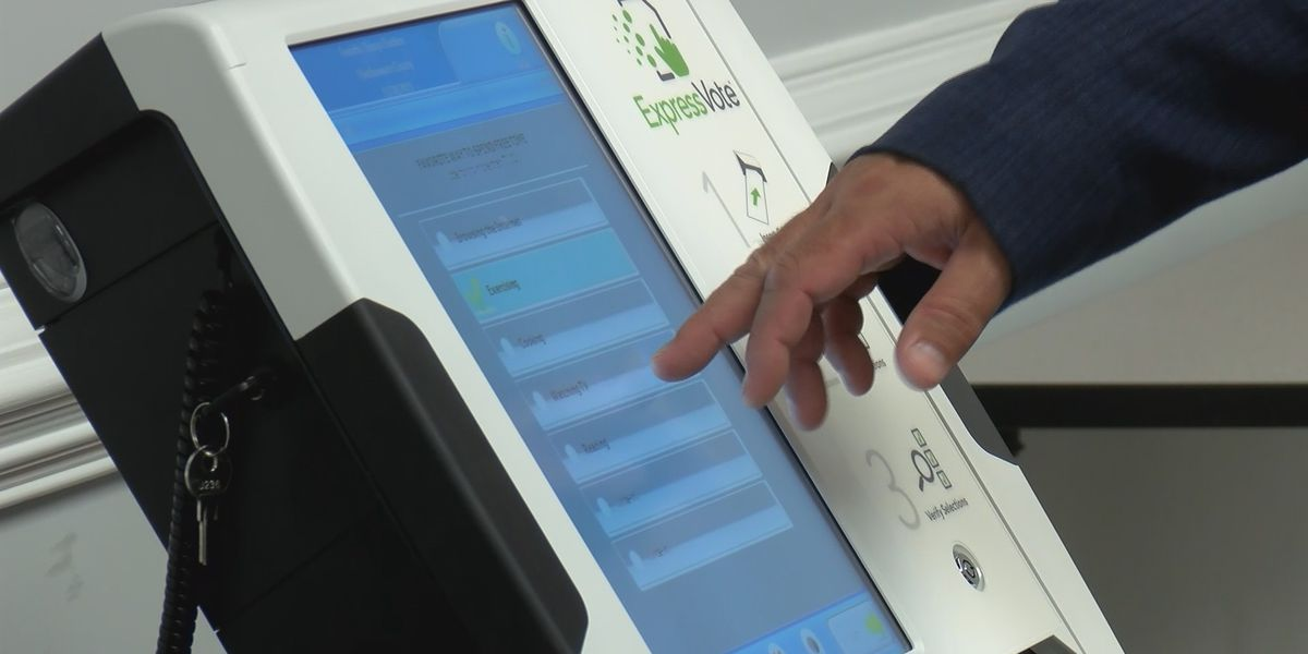 Organization says they would have preferred hand marked ballots for new voting system