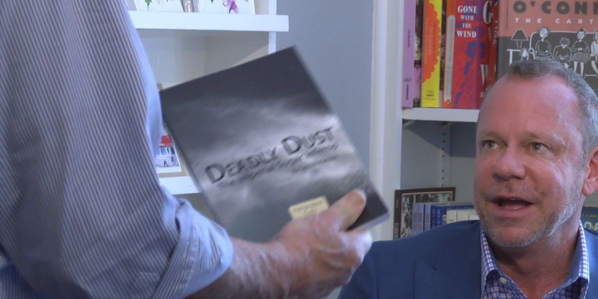 """""""Deadly Dust"""" book recounts Imperial Sugar Refinery tragedy"""
