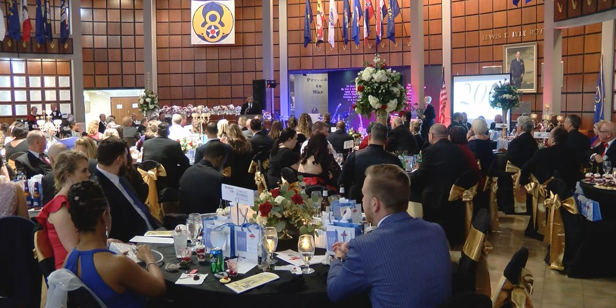 Hearts for Heroes gala benefits 200 club