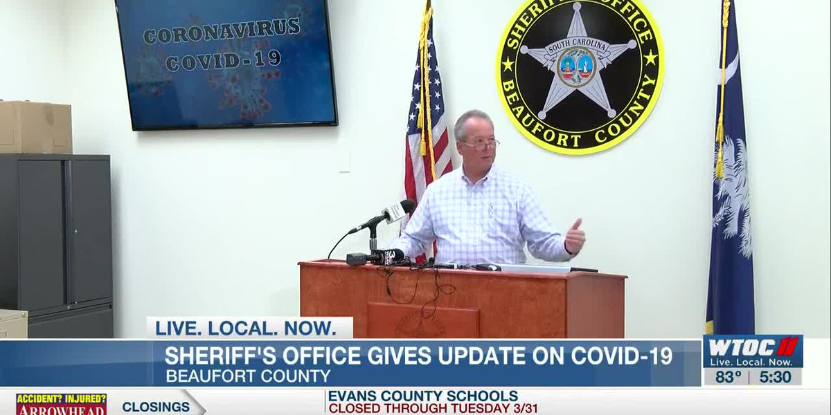 BCSO gives update on COVID-19