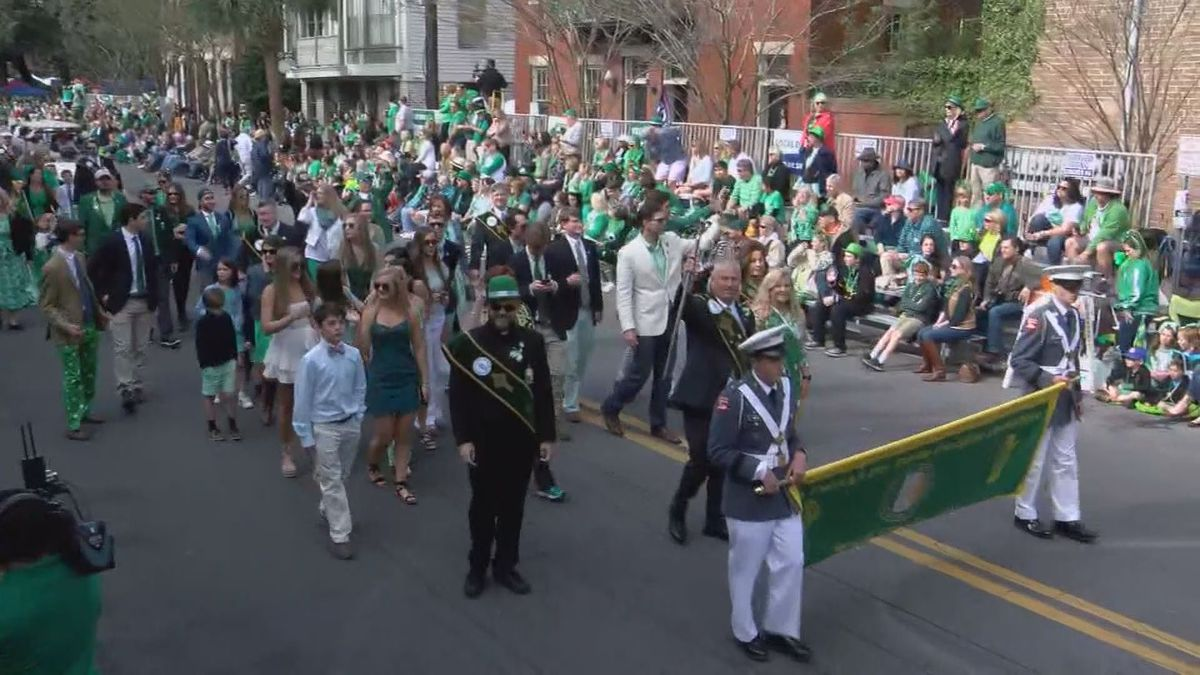 City of Savannah cancels St. Patrick's Day festivities for second year in a row