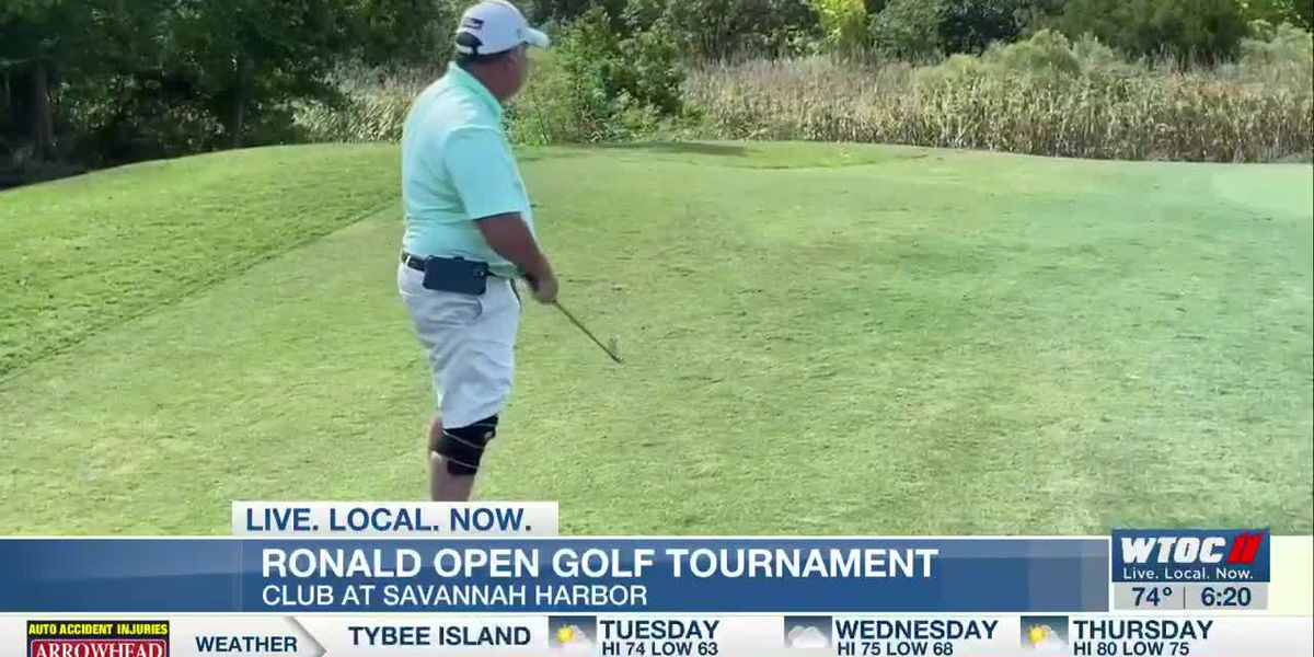 Ronald Open Golf Tournament held at Savannah Habor