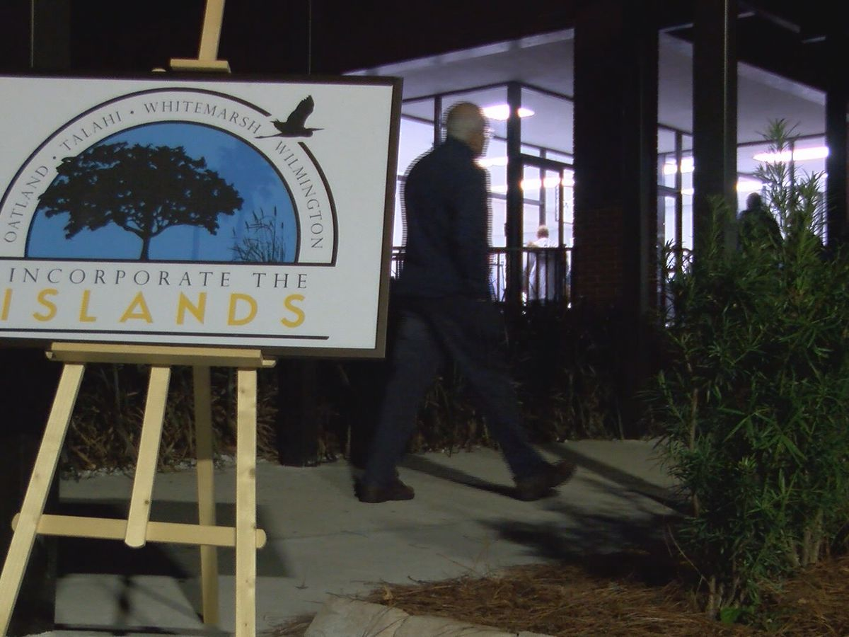 Community leaders look at results of Skidaway Island incorporation vote