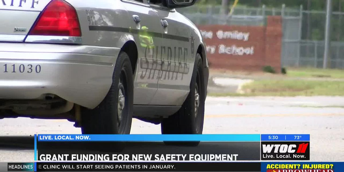 Long County using grant funding for new safety equipment