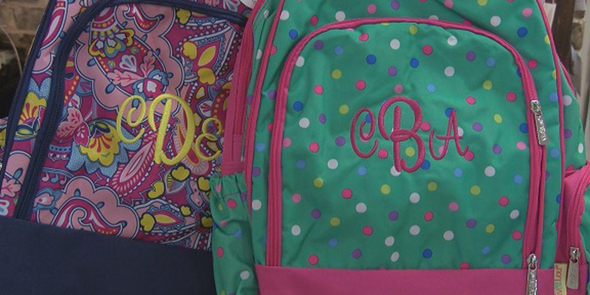 Chatham Co. law enforcement warns against labeling children's names on backpacks