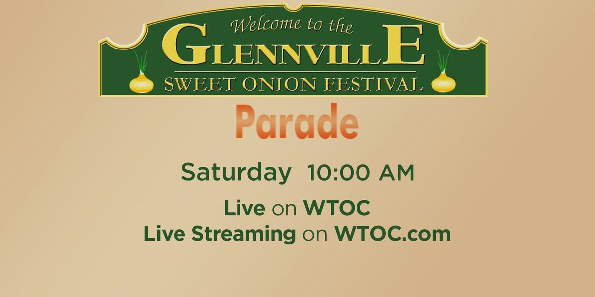 Watch the Sweet Onion Festival Parade